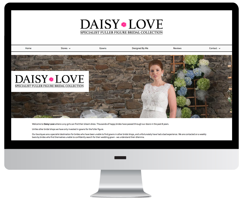 Daisy Love Bridal Project
